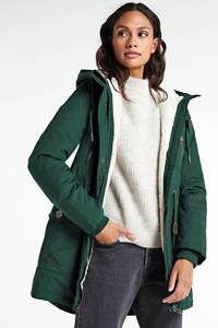 Zabaione parka Jacket Nancy groen, Groen