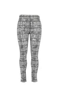 MS Mode legging zwart/wit, Multi