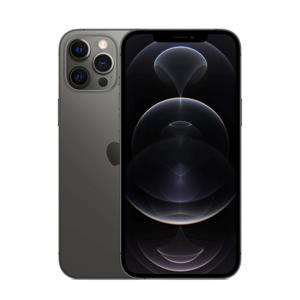 iPhone 12 Pro Max 256 GB (grafiet)