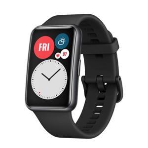 Watch Fit smartwatch (zwart)