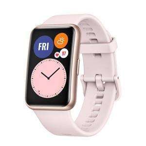 Watch Fit smartwatch (goud/roze)