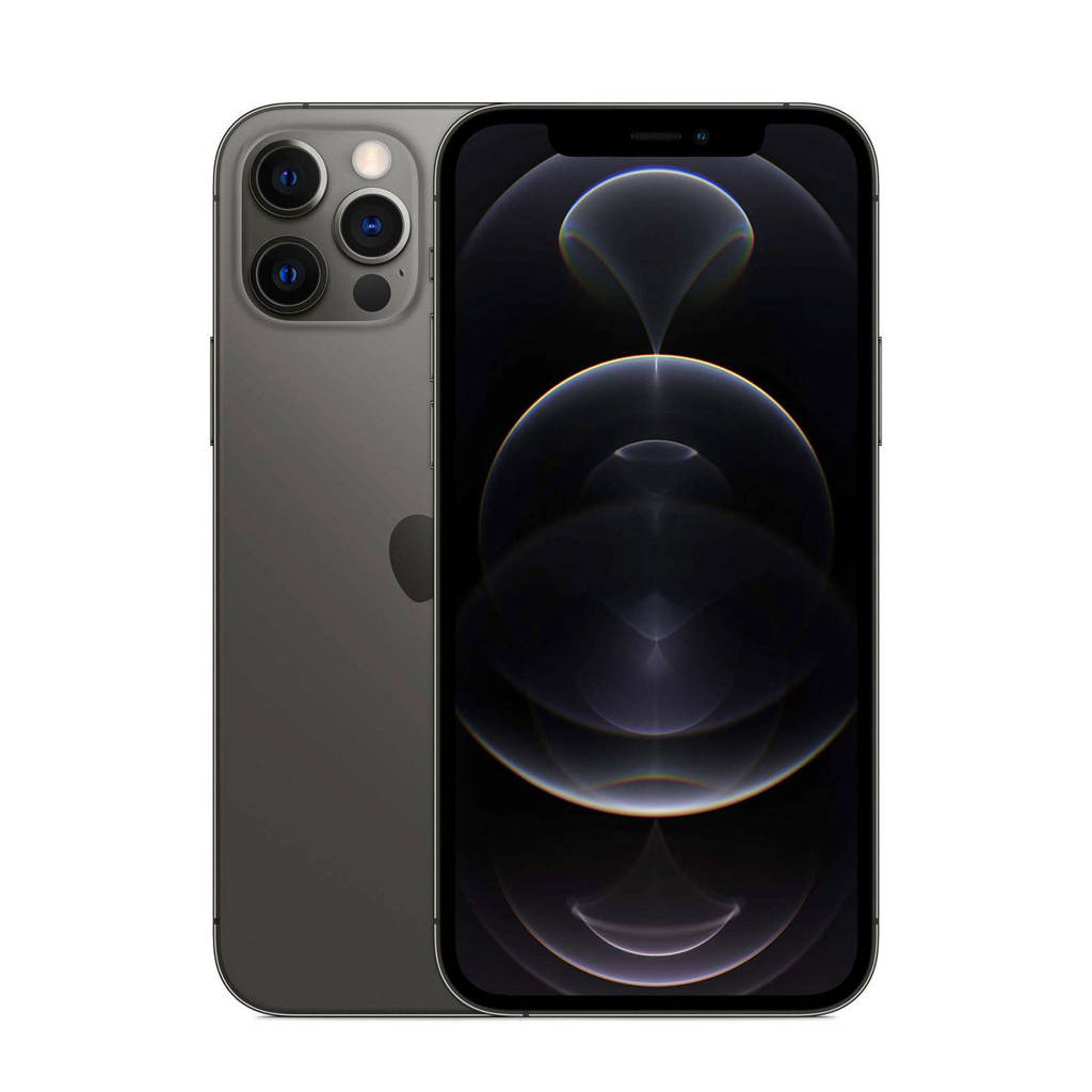 Apple iPhone 12 Pro 256 GB (grafiet), Grafiet