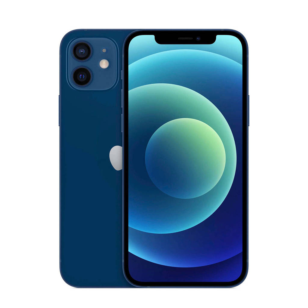 Apple iPhone 12 64 GB (blauw), Blauw