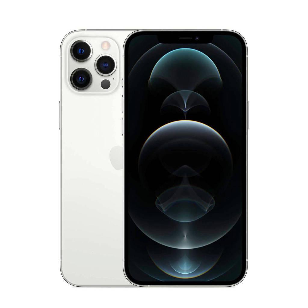Apple iPhone 12 Pro Max 128 GB (zilver), Zilver