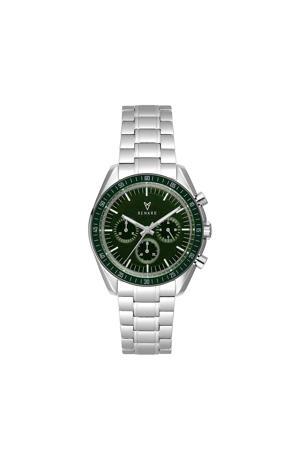 horloge  Sportif RD661SS80SS1 zilver/donkergroen