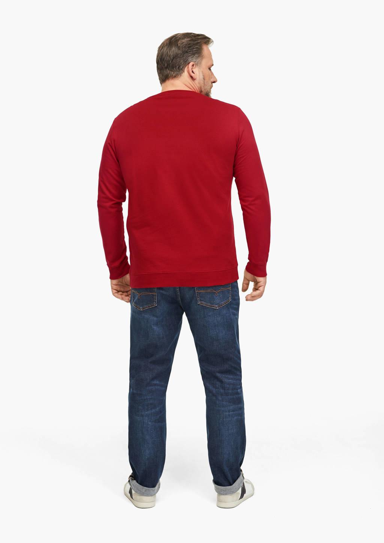 s.Oliver longsleeve rood, Rood