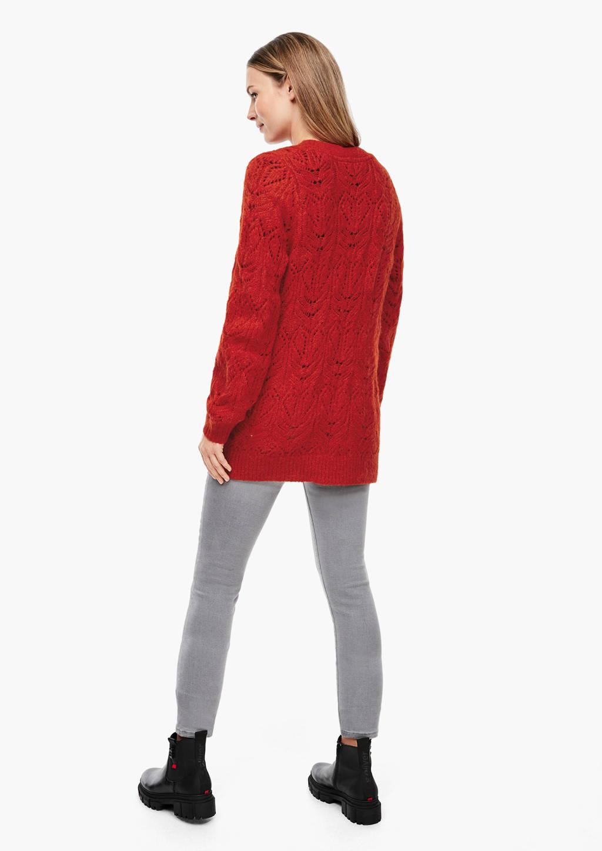 s.Oliver vest rood, Rood