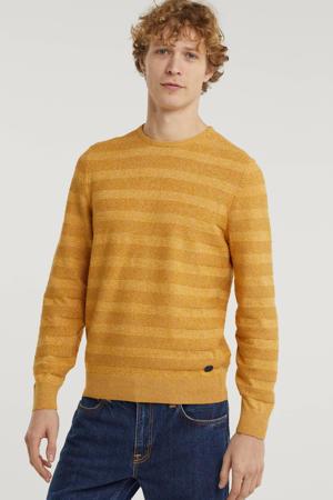 trui met textuur mango