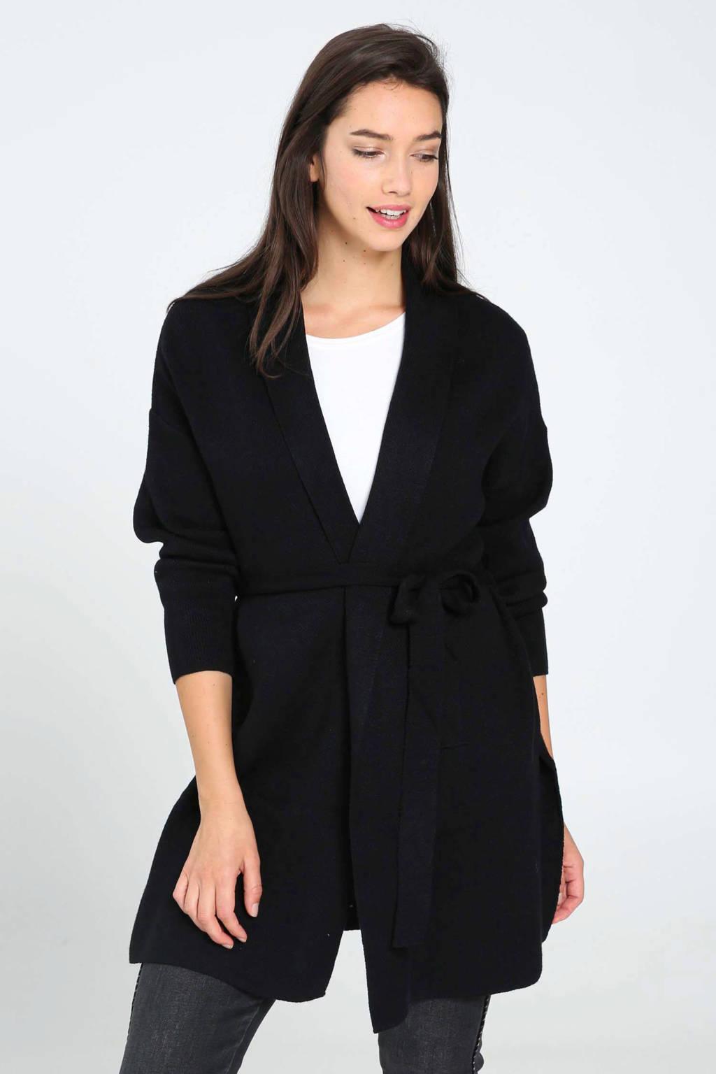Cassis vest zwart, Zwart