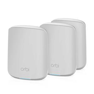 Wi-Fi 6 RBK353 3-pack multiroom mesh router