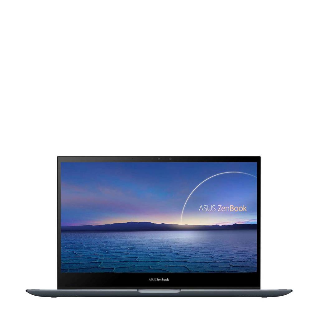 Asus UX363EA-EM038T 13.3 inch Full HD ZenBook Flip 13 laptop, Grijs