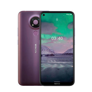 3.4 32GB smartphone (paars)
