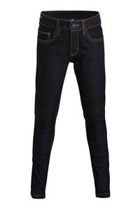 C&A slim fit jeans donkerblauw, Donkerblauw