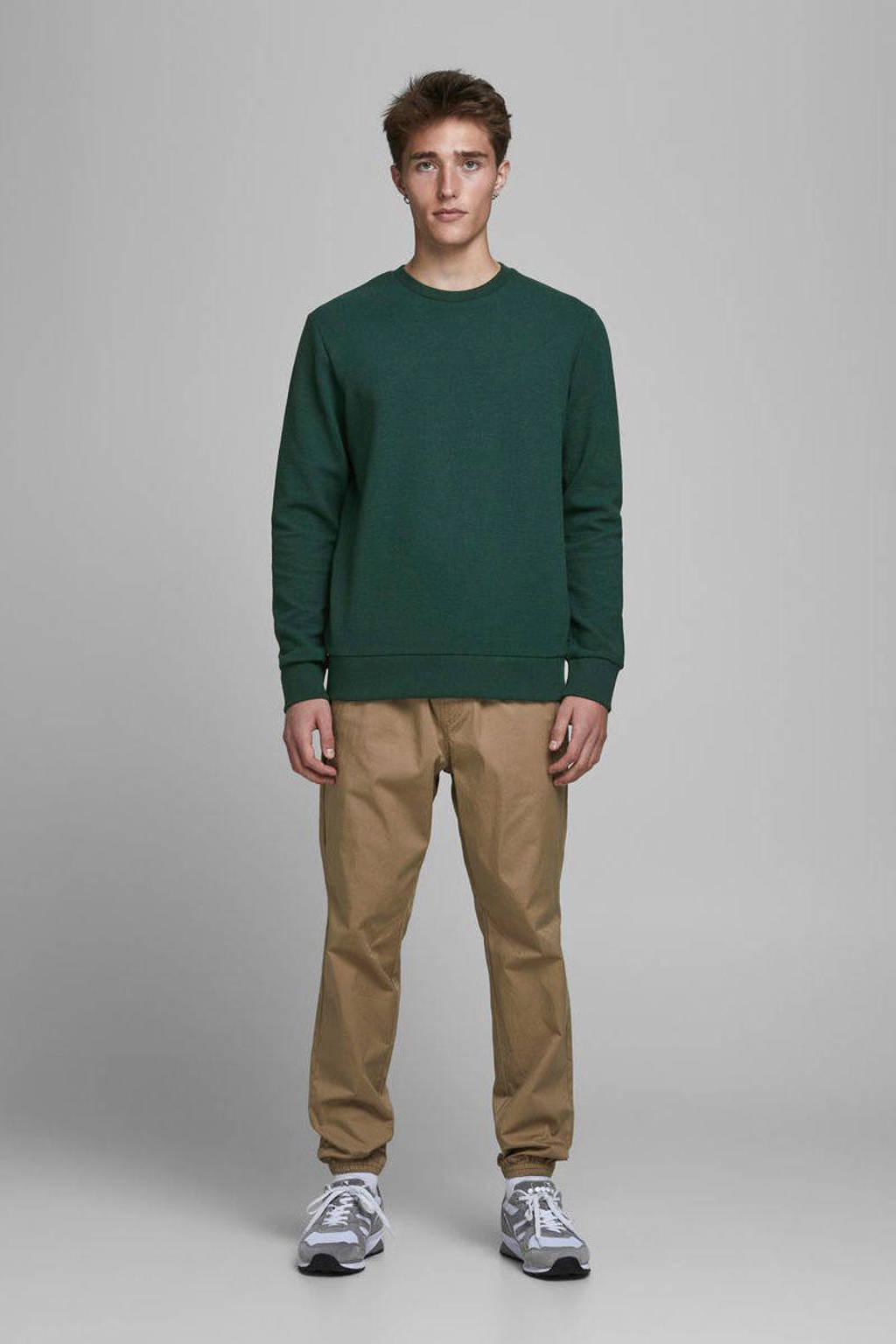 JACK & JONES CORE sweater donkergroen, Donkergroen