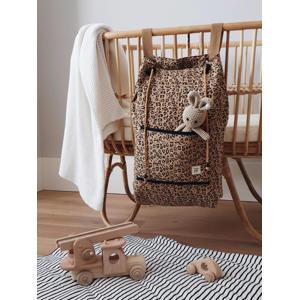 Petit Filippe boxzak Leopard beige/zwart