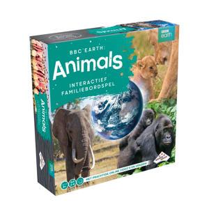 BBC Earth Animals bordspel