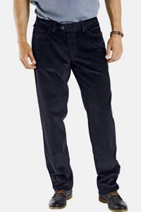 Jan Vanderstorm loose fit broek Plus Size Erlis donkerblauw, Donkerblauw