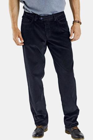loose fit broek Plus Size Erlis donkerblauw