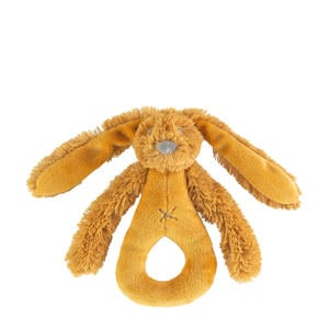 Ochre Rabbit Richie Rattle knuffel 18 cm