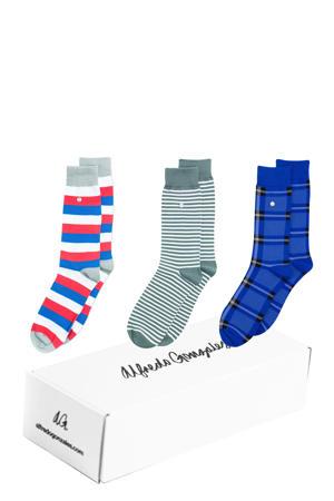 giftbox sokken President multi