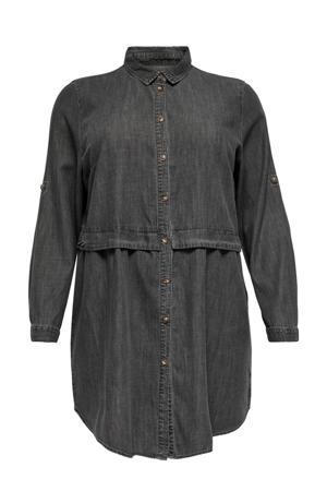 blousejurk donkergrijs