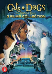 Cats & dogs collection (DVD)