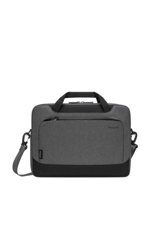 14 inch laptoptas Cypress Slimcase EcoSmart (Grijs)