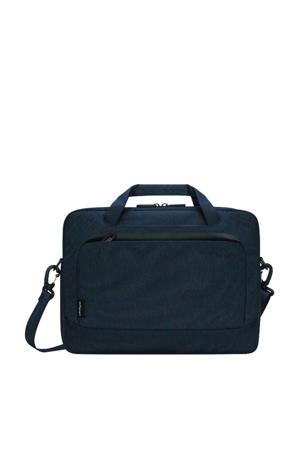 15.6 inch laptoptas Cypress Slimcase EcoSmart (Blauw)
