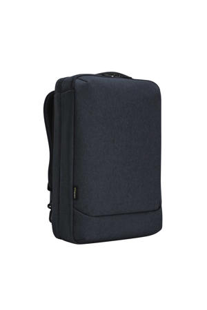 15.6 inch laptoptas Cypress Convertible Blauw)