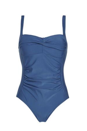 corrigerend badpak blauw