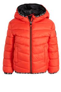 C&A Palomino gewatteerde winterjas rood, Rood