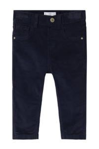 Mango Kids slim fit jeans marine, Marine