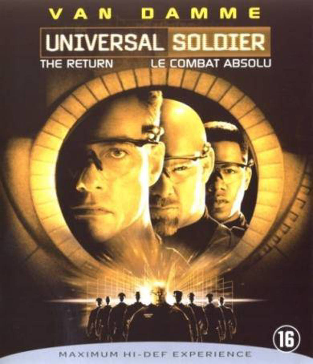 Universal soldier-the return (Blu-ray)