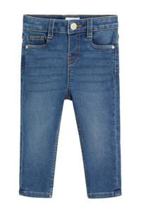 Mango Kids skinny jeans blauw, Blauw