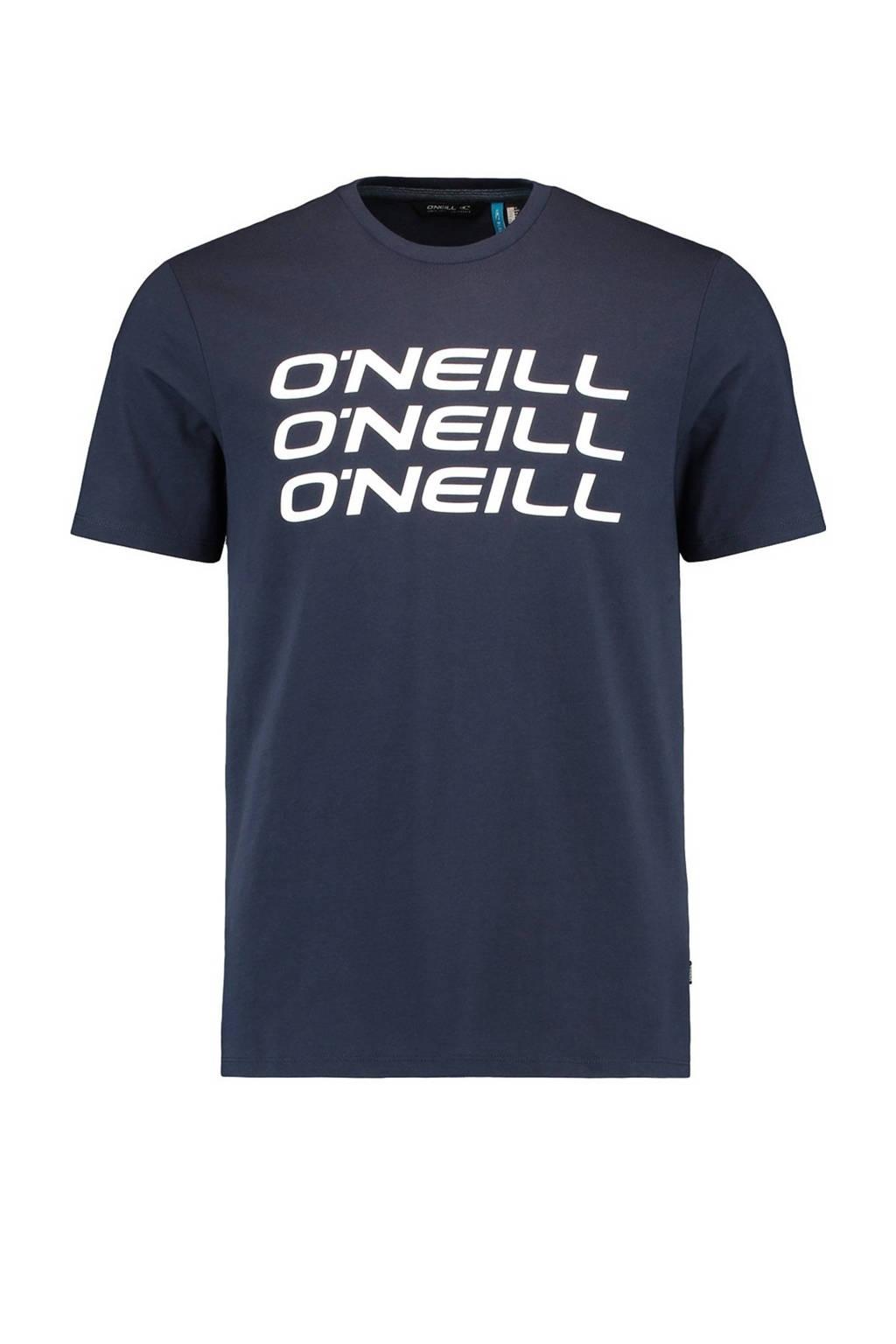 O'Neill T-shirt donkerblauw, Donkerblauw