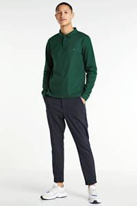 Tommy Hilfiger regular fit polo groen, Groen