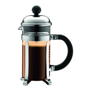 Chambord cafetière RVS Zwart (0.35 liter)