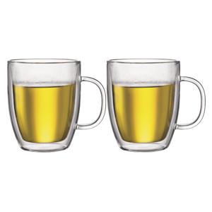 Bistro dubbelwandige glazen (45 cl)