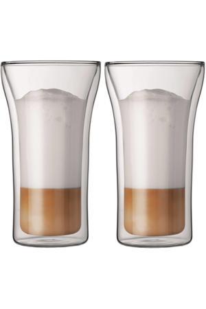 Assam dubbelwandige glazen (40 cl))