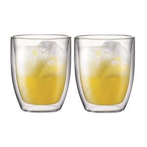 dubbelwandige glazen (45 cl)