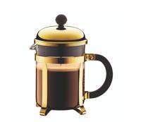 Bodum cafetière Chambord Goud (0.5 liter), Goudkleurig