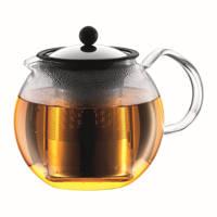 Bodum Theepot Assam (1.5 liter), Transparant