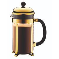 Bodum cafetière Chambord Goud (1.5 liter), Goudkleurig