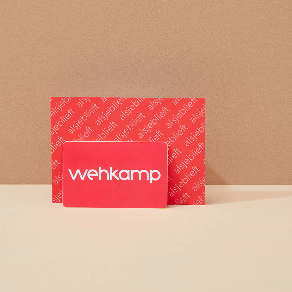 wehkamp Cadeaukaart 'Alsjeblieft' 25 euro
