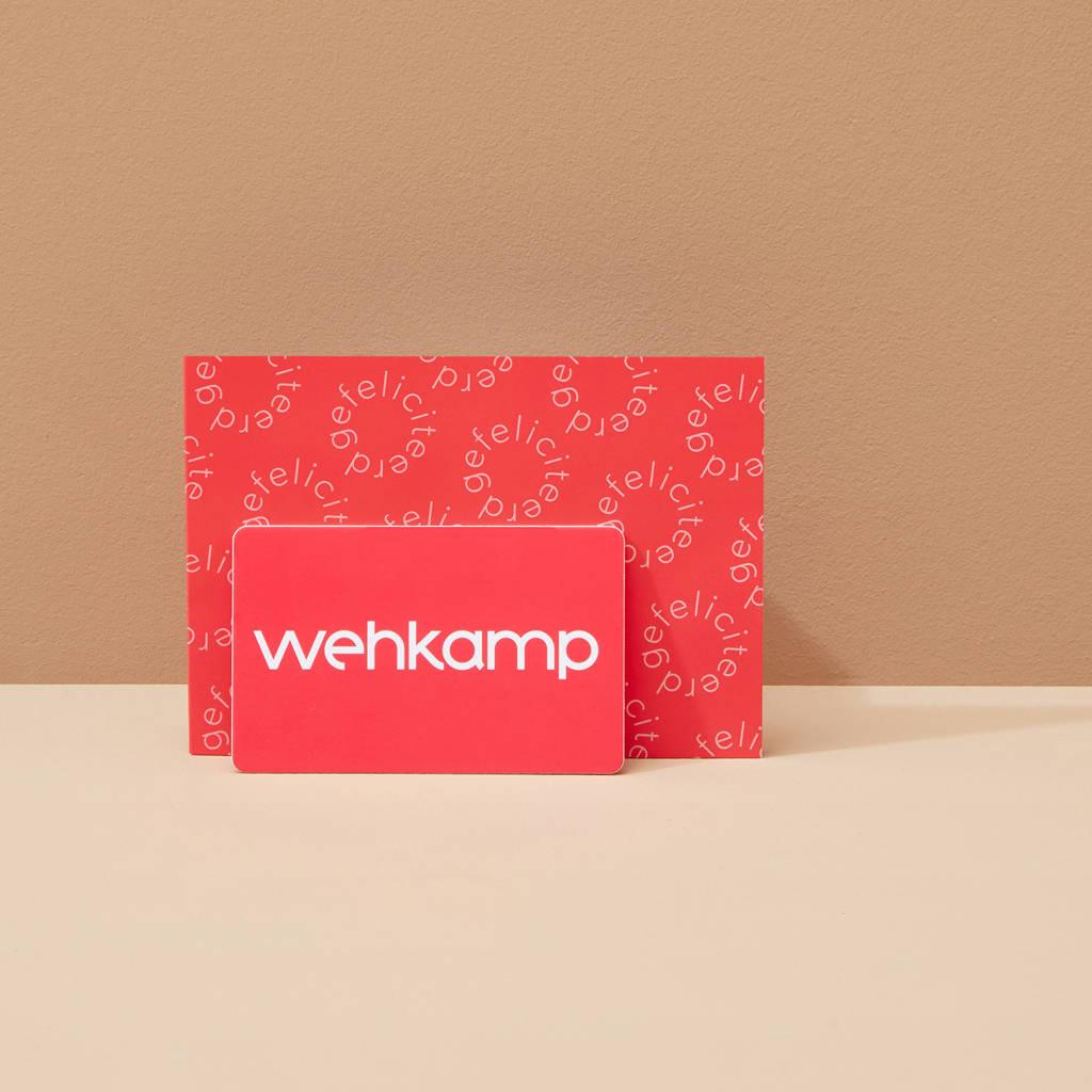 wehkamp Cadeaukaart 'Gefeliciteerd' 10 euro
