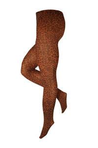 Pamela Mann super curvy + size panty Leopard 50 denier roestbruin, Roestbruin