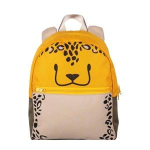 rugzak Fauna Leopard geel/bruin