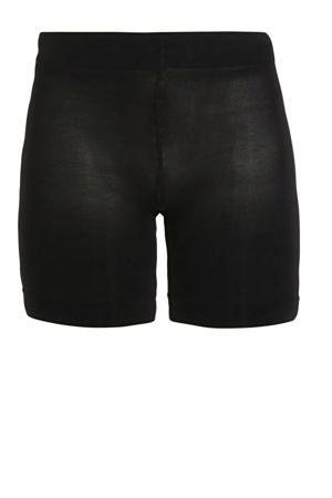 super curvy + size corrigerende short tegen schuren zwart
