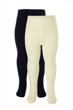 maillot - set van 2 beige/zwart