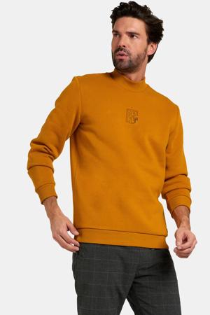 sweater Arjen met logo camel